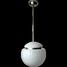 Studio Venini Globe Pendant, Murano, Italy, 1960s