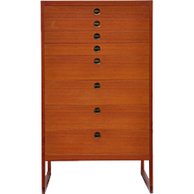 Chest of Drawers by Borge Mogensen, 1960s