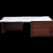 Minimalist Coffee Table by Vladimir Kagan, 1960s