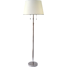 Bag Turgi Telescopic Floor Lamp, Switzerland 1940s