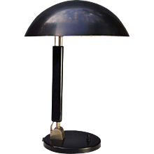 Modernist Desk Lamp, Switzerland, 1940s, edition