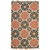 Snowflake Kilim, Northern Europe 1950s