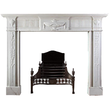 Georgian Marble Mantelpiece