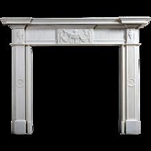 Merrion – Irish Georgian Fireplace