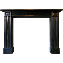 Early 19th Century Regency Fireplace