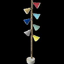 An Italian Mid Century Style Floor Lamp