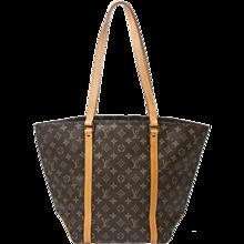 Louis Vuitton Shopping Bag Monogram Canvas