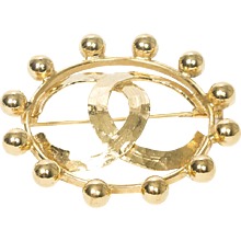Chanel Vintage broach