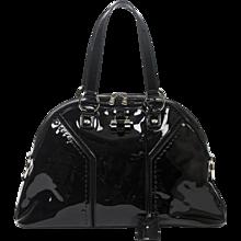 Yves Saint Laurent Muse 1 Black Patent