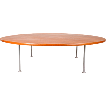Large Coffee Table by Hans J. Wegner for Andreas Tuck, Denmark, circa 1960