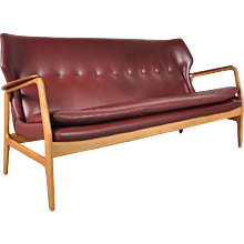 Bovenkamp Sofa by Aksel Bender Madsen, circa 1950
