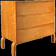 Drawer Cabinet by Alvar Aalto, circa 1950