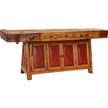 Woodworker bench