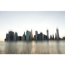 New Jersey Skyline, 2013 - NYC