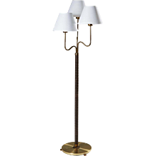 Floor lamp anonymous, by ASEA, Sweden. 1950's.