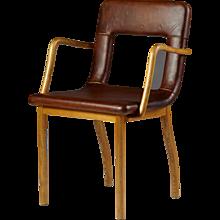 Armchair designed by Flemming Lassen for Magasin du Nord, Denmark. 1937.