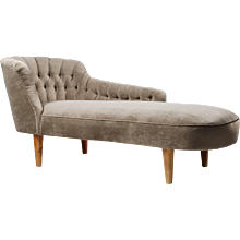 Chaise longue attributed to Greta Grossman Magnusson