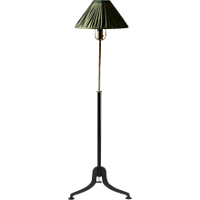 Floor lamp 2597 designed by Josef Frank for Svenskt Tenn,  Sweden. 1950's.