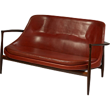 "Sofa ""Elizabeth"" Designed by Ib Kofoed Larsen, Denmark, 1965"