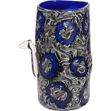 Studio Glass One-Off Vase by Richard Meitner 1996