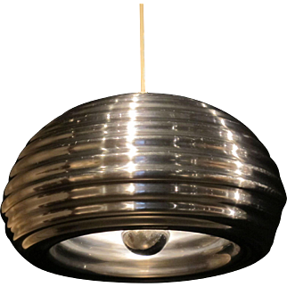 1960s Pendant Lamp Splugen Brau by Pier and Achille Castiglioni for Flos