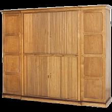 Large cabinet i mahogny
