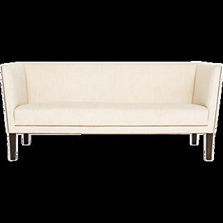 Sofa in wool