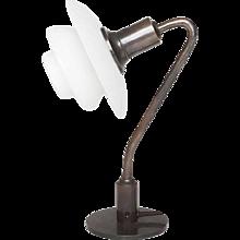 "PH 2/2 table lamp. Model: ""Snowdrop"""