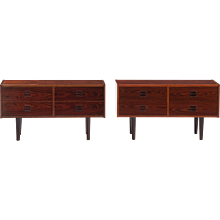 Danish Large Nightstands or Mini Chests