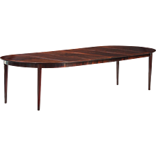 Danish Long Dining Table