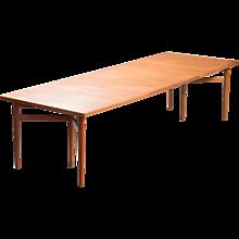 Arne Vodder Six-Leg Dining Table