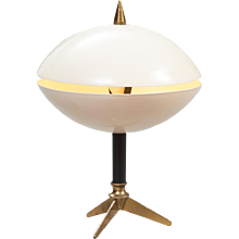 Tripod Italian table lamp