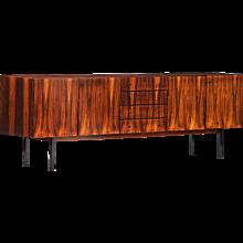 Wappenmöbel Sideboard