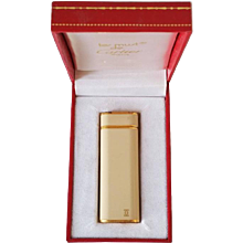 1980s Cartier Lighter
