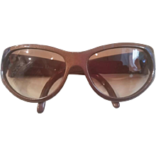 1980s Christian Dior Sunglasses