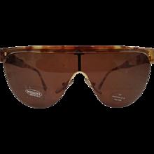 1980s Missoni Tortoise Sunglasses