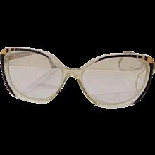 1980s Nina Ricci frame- glasses