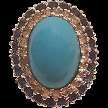 1980s Panetta Ring