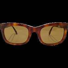 1980s Persol for Ratti vintage sunglasses