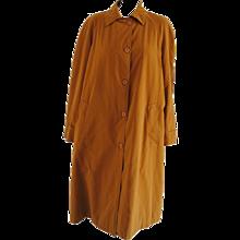 1990s Oliver Vintage Ocra Coat