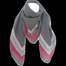 1990s Salvatore Ferragamo multicolour foulard