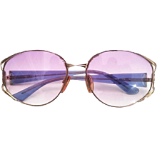1990s Valentino multi sunglasses