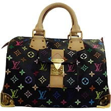2000s Louis Vuitton Speedy multicolour 30