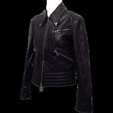 Armani Jeans black jacket NWOT