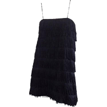 Charlestone Black Dress