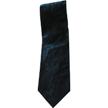 Dolce & Gabbana Green dark Grey Tie