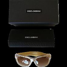 Dolce & Gabbana NWOT Sunglasses