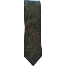 Dolce & Gabbana green Tie NWOT