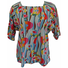 Fendi multicoloured shirt
