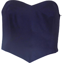 Ferretti Studio Dark blu corset